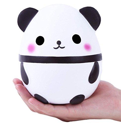 Loyal Squishy Couple Panda Slow Rising Charms Kawaii Phone Key/bag Strap Pendant Squishes Squeeze Toys