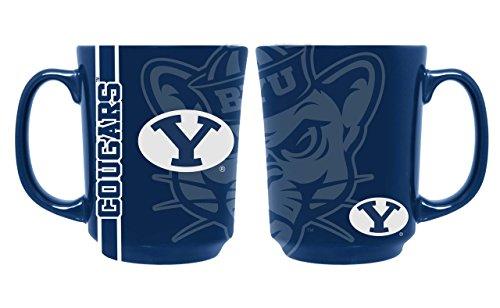Memory Company NCAA Brigham (Young Universität Reflektierende Tasse, eine Größe, Multicolor -