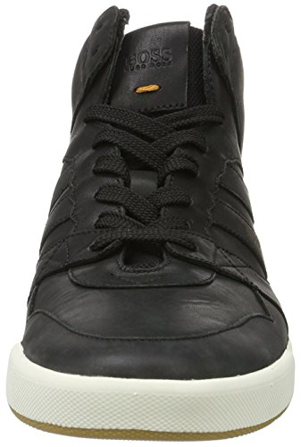 001 Stillnes Boss Hautes negro De Zapatillas Noir Homme Orange Deporte pq5nqzWFUw