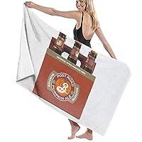 Cette serviette polyvalente apporte un style coloré et un confort douillet dans un bain, une piscine ou une plage près de chez vous.  Que vos enfants s'allongent dessus pour profiter du soleil ou s'utilisent pour absorber l'eau après une baignade, il...