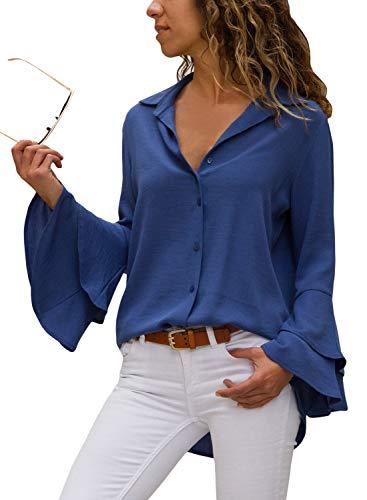 a6ef8c3afe9f Las mejores ofertas de camisas para mujer para comprar on-line ...