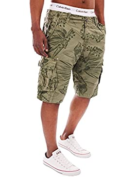 MAKI Styles Herren MMK-4875 Shorts