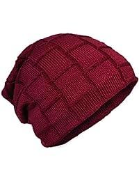 Cappello invernale unisex caldo in maglia con interno poliestere lanoso  morbido - modello berretto sportivo ed 88e0f07d5af0