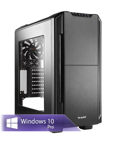 Ankermann-PC WildRabbit Kaby Lake, 24 Monate Garantie, Intel i7-8700K 6x3.7GHz, GeForce GTX 1060 6GB 4K, 16GB RAM, 240GB SSD, 1TB HDD, Windows 10 Pro