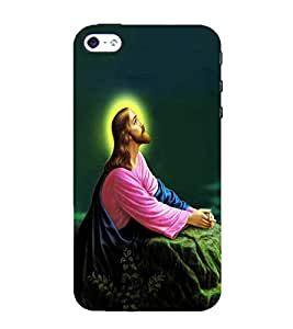 PrintVisa Joseph's Son 3D Hard Polycarbonate Designer Back Case Cover for Apple iPhone 4