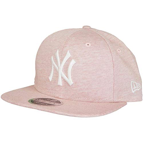 New Era 9Fifty Snapback Cap Jersey Brights NY Yankees rosa S/M