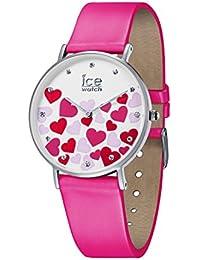 Ice Watch Armbanduhr Ice love 2017 City Neon pink Small 13374
