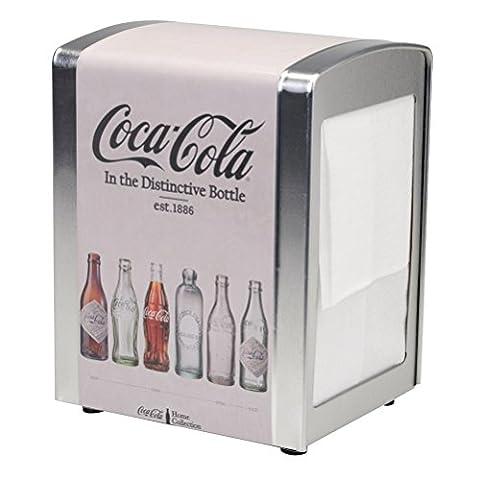 Distributeur de serviettes Coca Cola