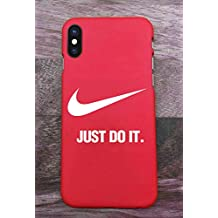 coque iphone x silicone nike
