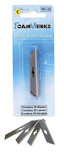 t Blades Blade C pack of 20 ()