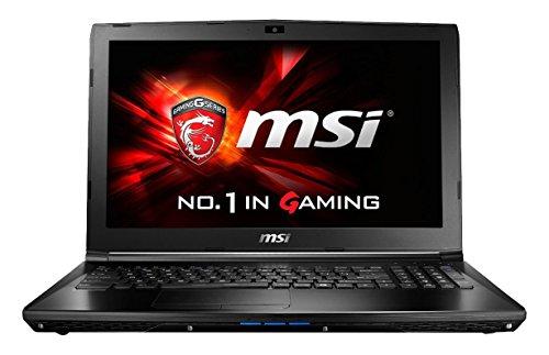 MSI GE62VR 7RF Apache Pro 15.6-inch Laptop (Corei7-7700HQ+HM175/16GB/1.25TB/Windows 10/6GB Graphics)