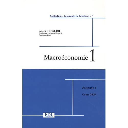 Macroéconomie 1 : 2 volumes