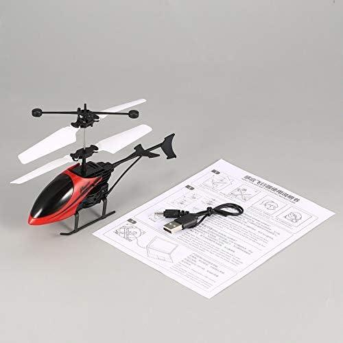 lysunshiny D715 Flying Mini Infrarouge Induction RC Hélicoptère Drone LED Flash pour   Jouet | élégante