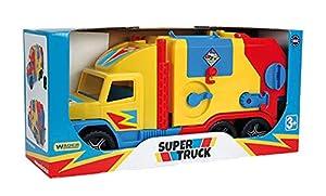 Wader Ave zancuda 36580 - Super Truck Camión de Basura