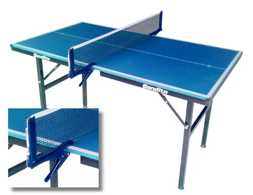 """Tischtennisplatte JUNIOR FUN"""", Indoor Der absolute Hit bei Jung und Alt, sehr platzsparend zusammenklappbar !"""