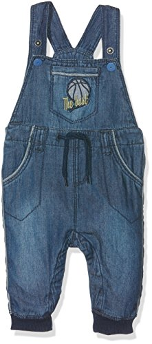NAME IT Baby-Jungen Latzhosen Nitbastian Bag/R Dnm Overall Mznb Ger, Blau (Medium Blue Denim Medium Blue Denim), 86