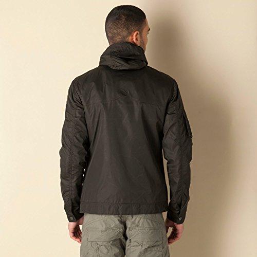 883 POLICE Ryhme Khaki Field Jacket Vert