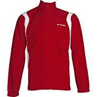 Brooks Podium - Chaqueta de Running para Hombre, Color Rojo, Rojo, Small