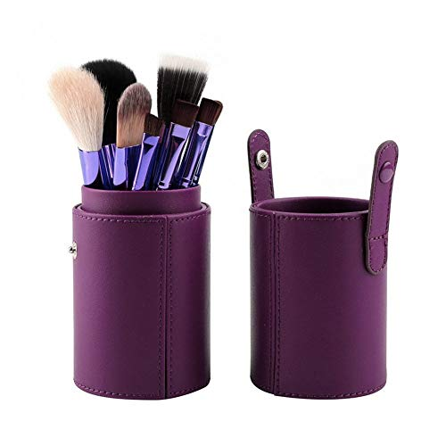 Lvcky 12 Stück Make up Pinsel Set Eyeliner Augenbrauen Foundation Tools Lip Cosmetics Pinsel Kits...