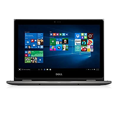 "Dell Inspiron 13 2-in-1 5368 13.3"" Touch Laptop( 6thGen Corei7/8GB/1TB/Windows 10)"