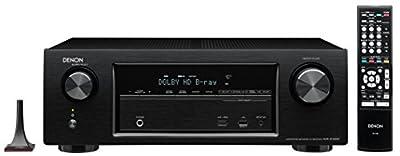 Denon Avr-X1100 Sintoamplificatore, Nero in promozione su Polaris Audio Hi Fi