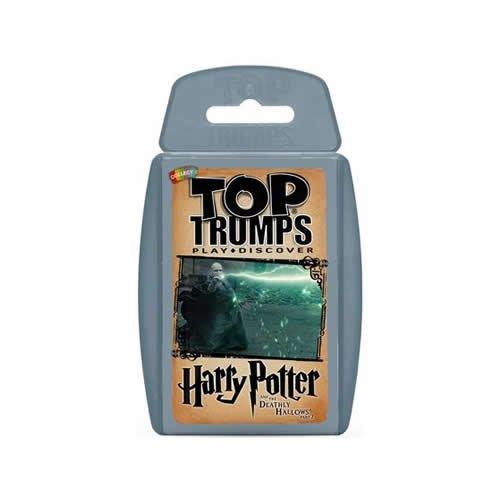 Top Trumps 02118 Harry Potter e i Doni della Morte-Specials-Gioco di 2