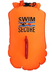 Boya de natación aguas abiertas SWIM SECURE 20 litros talla S (NATACIÓN y TRIATLON) DISTRIBUIDORES OFICIALES EN ESPAÑA