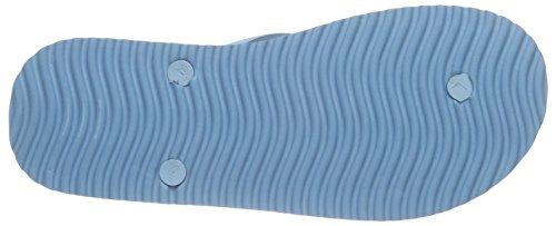 flip*flop Herren Original Zehentrenner Blau (414)