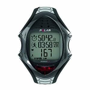 POLAR RS800CX N Cardiofréquencemètre Argent