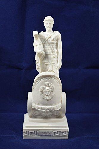 Gott Ares Statue Antiken Griechischen Gott der Krieg Skulptur - Griechische Skulptur