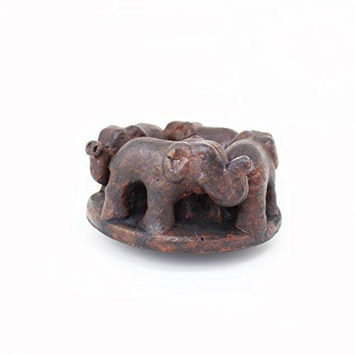 Freundeskreis, 15 cm, 4er, Elefanten - eine alte Tradition aus Mexiko!
