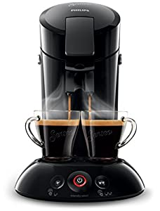 Senseo Original HD6554/68 Padmaschine with Kaffee-Boost black