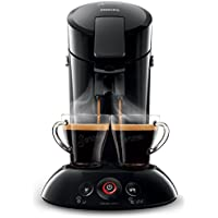 Philips Senseo HD6554/68 Kaffeepadmaschine (Crema Plus, Kaffeestärkewahl) schwarz