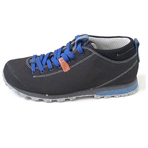 AKU Bellamont Air, Chaussures de Randonnée Basses mixte adulte Grau (brown/blue)