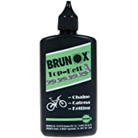 Brunox Bike-Kettenspray Top Tropfflasche, 100 ml