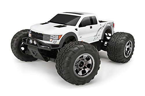 Savage XS Flux RTR mit Ford Raptor Karosserie