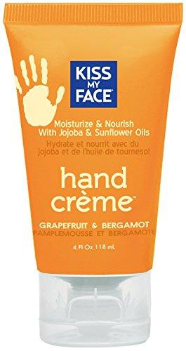 Kiss My Face Handcreme Grapefruit & Goldmelisse 120 ml