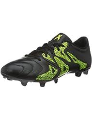 newest ad845 09dd6 adidas X 15.3 FG AG Cuir - Chaussures de Foot