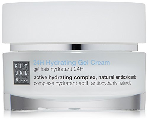 Rituals Cosmetics 24H Gel Hidratante Crema, 50 ml