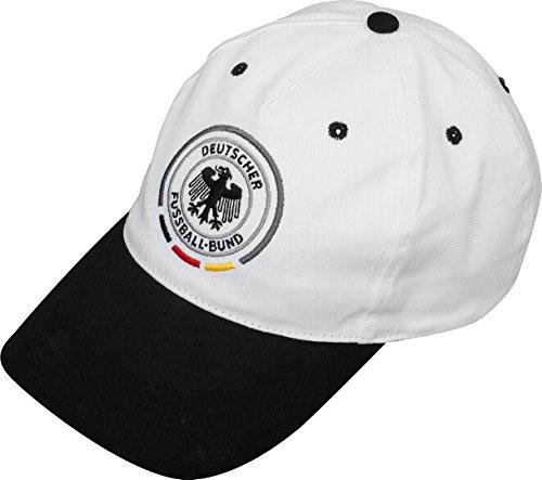 DFB Kappe weiß