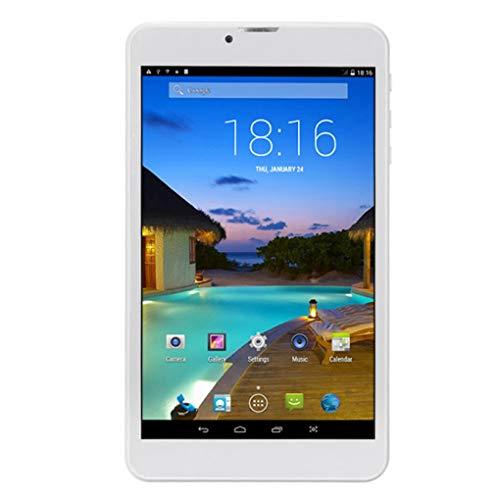 Yongse MTK6582 Quad Core 512M RAM 8G ROM Android 5.0 7 Zoll Dual SIM 2G/3G Phablet- Gold