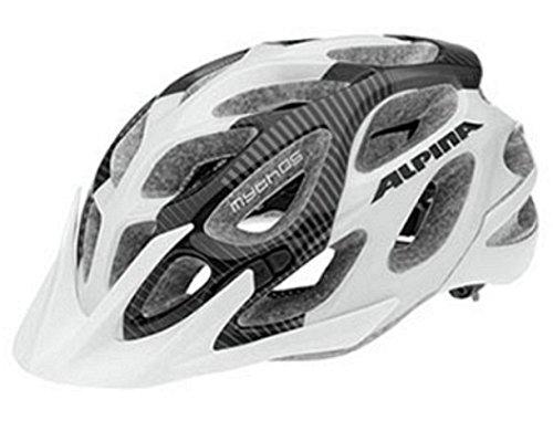 Alpina Sport MTB Fahrradhelm Mythos 2.0 L.E. black-white Gr.M