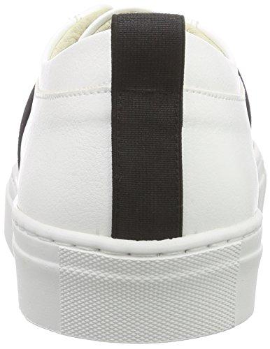 Jonny`s Vegan Tayen, Damen Sneakers, Weiß (Blanco), 40 EU - 2