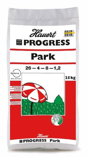 Hauert HBG Dünger 104925 Progress Park Langzeitrasendünger 25 kg für 425 m²
