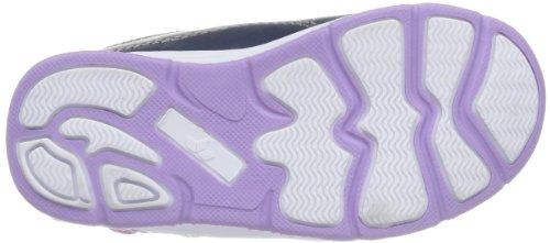 Lico - Amanda V, Sneaker Bambina Blu (Blau (marine/lila/pink))