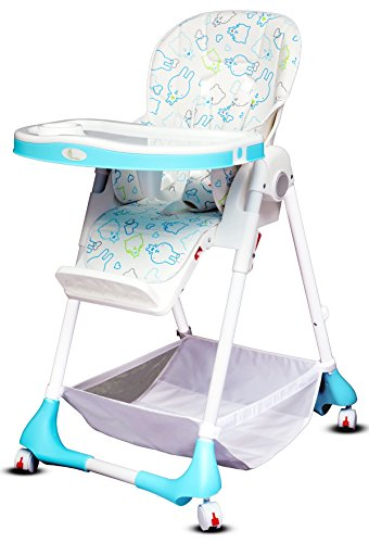 R for Rabbit Marshmallow - The Smart High Chair (White)  available at amazon for Rs.6885