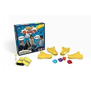 Goliath What The Duck ?! Party Board Game Niños y Adultos - Juego de Tablero (Party Board Game, Niños y Adultos, 20 min, Niño/niña, 8 año(s), 1 Pieza(s))