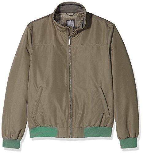 Geox Man Jacket, Giacca Da Uomo, Beige (Funge F6164), 54