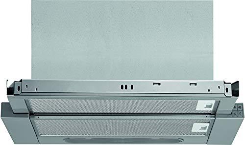 Bauknecht DBAH 65 LM X Dunstabzugshaube Flachschirm / 60cm / Für Abluft- und Umluftbetrieb geeignet / 85,8 kWh/LED / 3 Leistungsstufen/Energieeffizienzklasse D