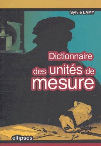 Dictionnaire des unités de mesure